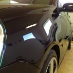 Volkswagen Polo 9N 3 lépcsős fényezéskorrekció után